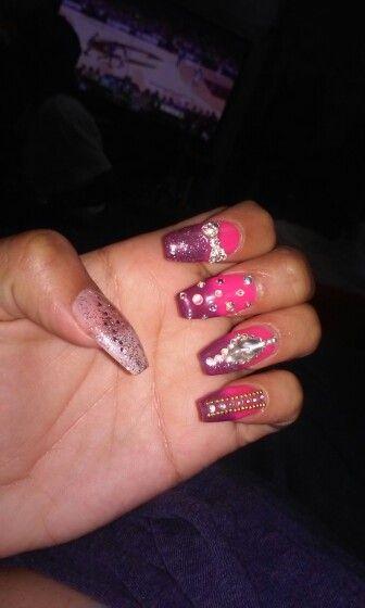Gel nails love them