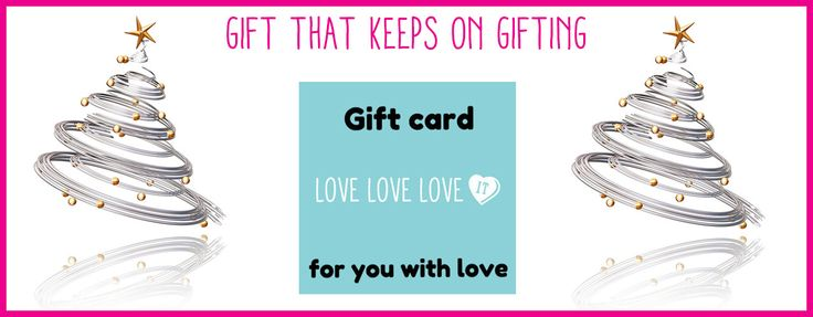 Christmas gift cards for tween girls