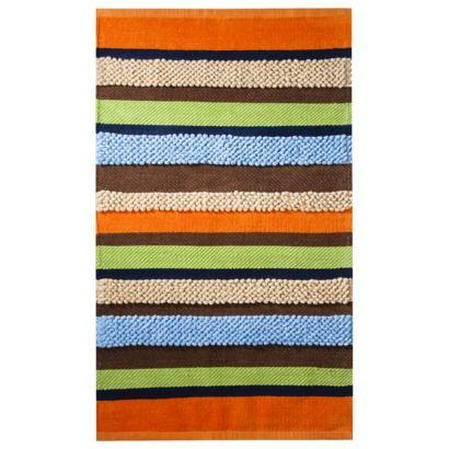 Circo®  Boy Textured Stripe Accent Rug