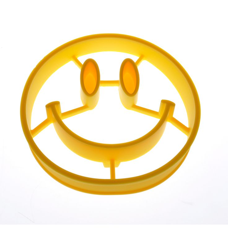 $1.84// Smiley face pancake/egg mold// Delivery: 6-9 weeks