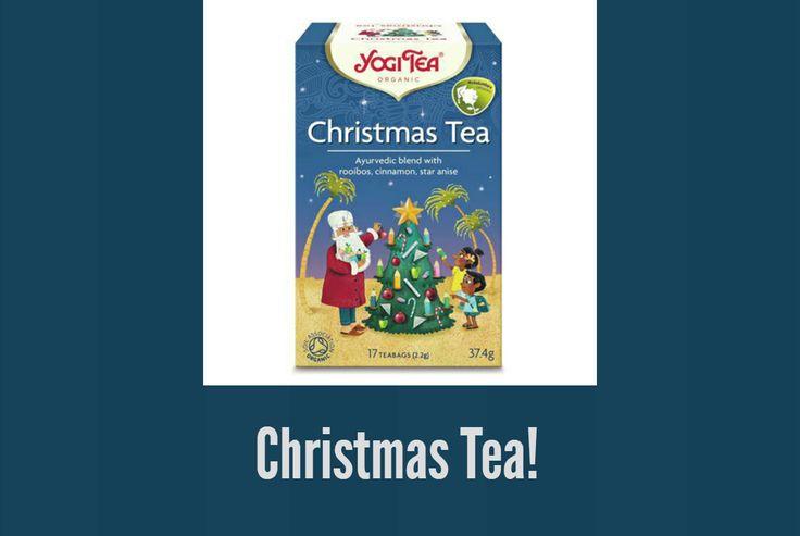Limitowana edycja herbat świątecznych - Yogi Tea Christmas Tea.  #herbata #tea #yogitea