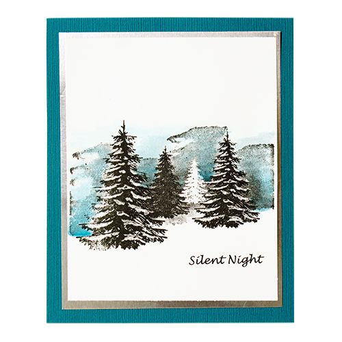 Silent Night - Scrapbook.com