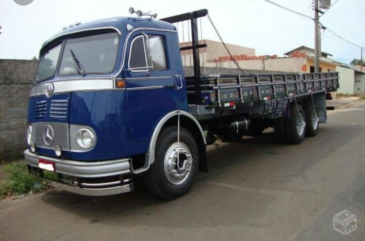Mercedes Benz Trucks Brazil