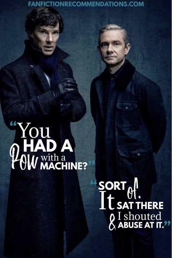 The 11 Best Quotes from Sherlock BBC | SHERLOCKED | Sherlock