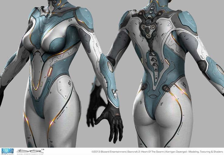 Futuristic, Cyberpunk, Future, Cyber Suit, Future Girl, Futuristic Style…