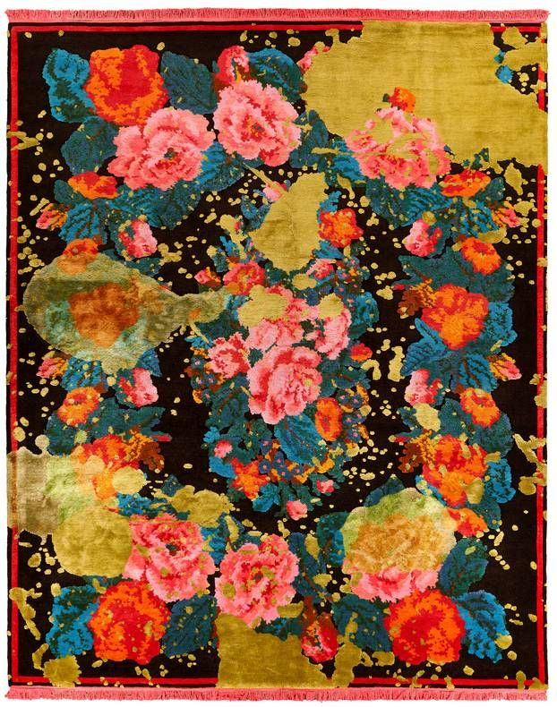 From Russia with love rug. I need this! Love