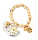 A Little Sweet Gift (FOR ME!!!) Perfumed bracelet!!! Madagascar Orchid Scent. Bliss