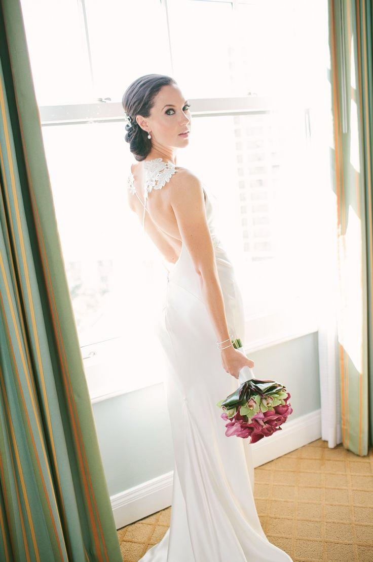 Beautiful wedding dress.  San Diego Wedding Photography.  Vis Photography