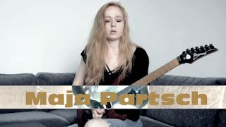 Maja Partsch: Water An Original Composition And Playthrough   My channel - Maja Partsch: http://www.youtube.com/c/PerpertualBurn Hi guys! As you might have noticed I made this composition and put it out a couple of months ago. Then I figured that it would be quite nice to have a video playthrough and so I had some help filming it with my SLR camera at my boyfriends apartment. Credits to Rufus Larsen for doing the filming!! While making the playthrough I felt like making some changes to the…