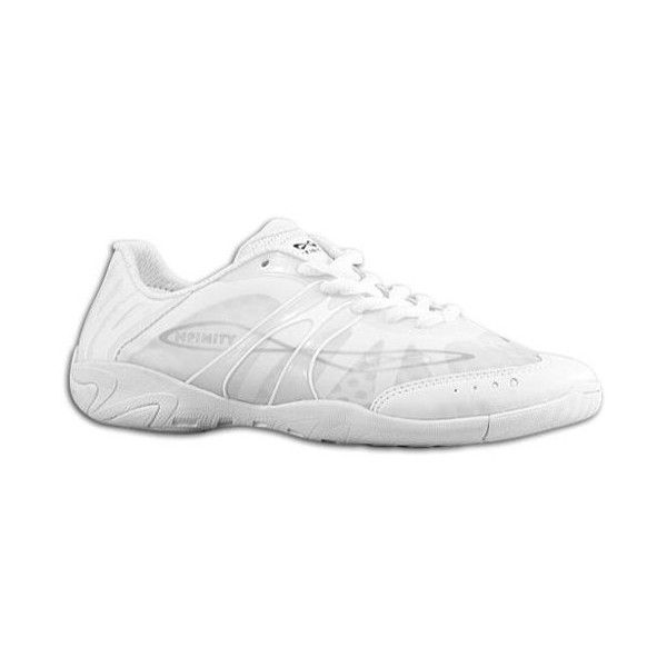 Nfinity Cheer Shoes | Team Cheer © ($45) ❤ liked on Polyvore featuring shoes and infinity shoes