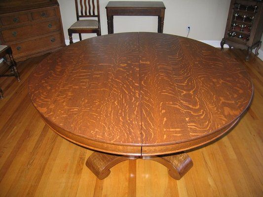 17 best images about quarter sawn oak on pinterest refinishing kitchen tables posts and - Refinish kitchen table top ...