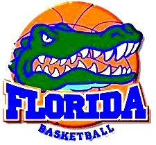 florida gators logo outline. florida gator basketball logo university of uf gators outline