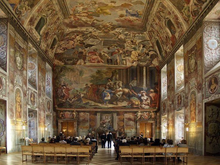 Prague wedding venues - Beth's Deluxe Flowers 9 | Inside ...