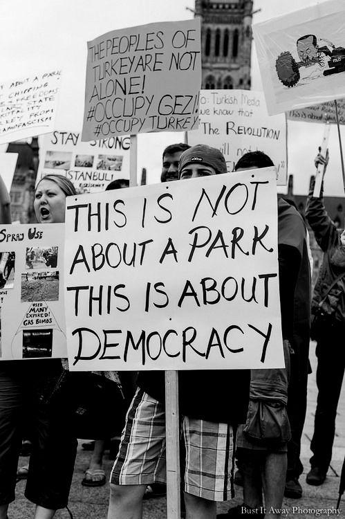 gezi parkı #occupygezi