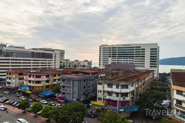 Малайзия. Кота Кинабалу