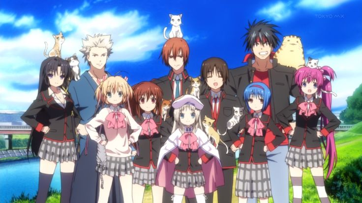 Little Busters - planning to watch this soon *update* started it a couple days ago and I'm already addicted!