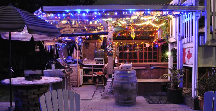 Do It Yourself Outdoor Bar: 1000+ Images About Tiki Bar Patio Ideas On Pinterest