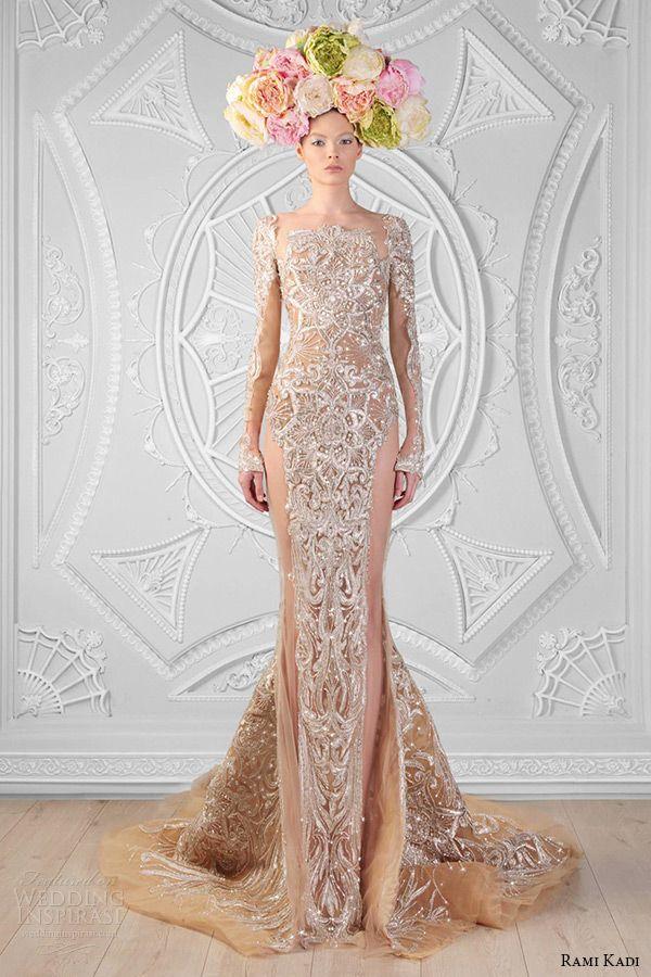 Rami Kadi Spring 2014 Couture Collection — Le Royaume Enchanté | Wedding Inspirasi