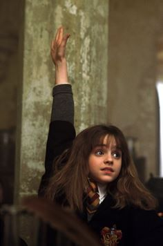 I love Hermione