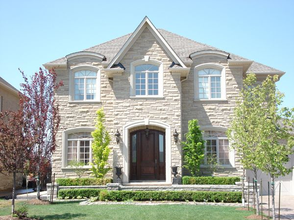 Best Stone Stucco Images On Pinterest Bricks Stone Homes - Ultimate stone homes collection