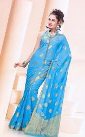 blue saree - Google Search