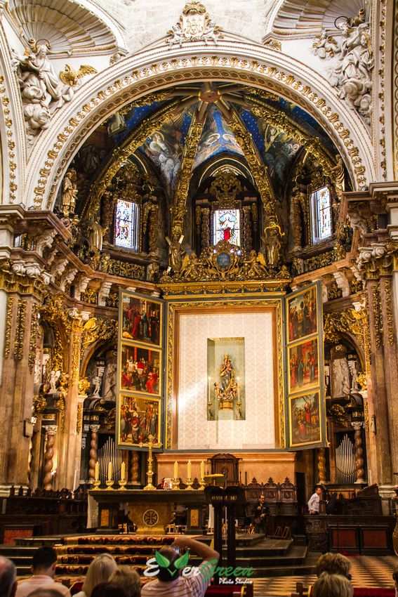 The #Valencia #Cathedral