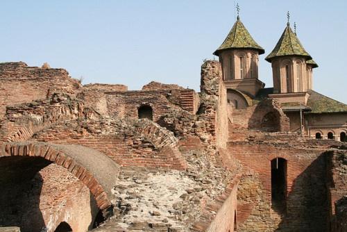 Targoviste ruins, Romania