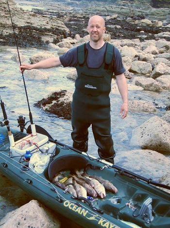 kayak fishing fish finders