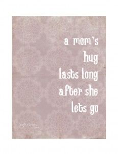 lifeologia mother's day quotes mom's hug blog