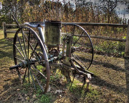 Antique Farm Equipment | Old Farm Equipment