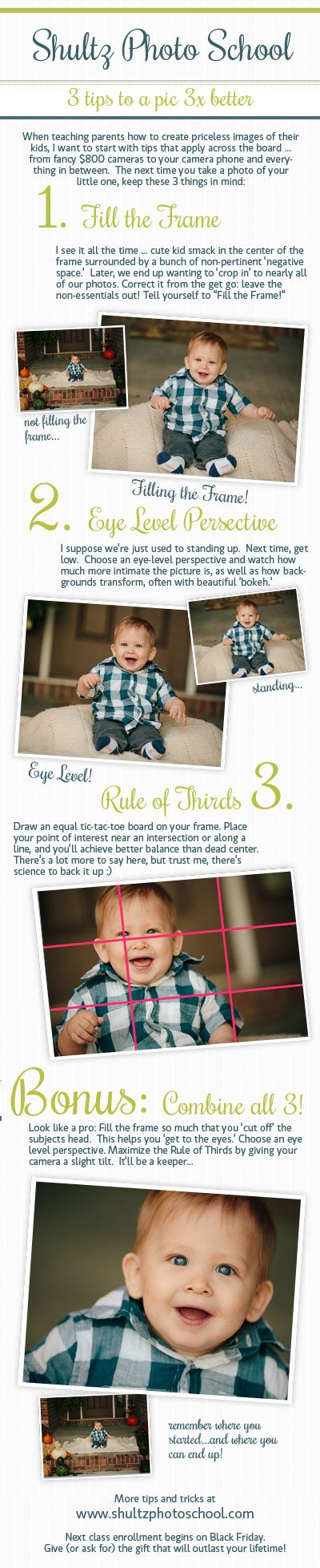 More tips and tricks at www.shultzphotoschool.com