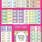 Students will be so proud to earn these prizes and privileges! Included in this file is a set of 15 different classroom prizes and privileges. Many of them are about student choice, which students love to have! These practical rewards give students opportunities to participate in their own learning as well as to have some well-earned fun. Great for reward drawings and auctions.