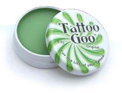 Tattoo Goo Aftercare Ointment .75oz Tin