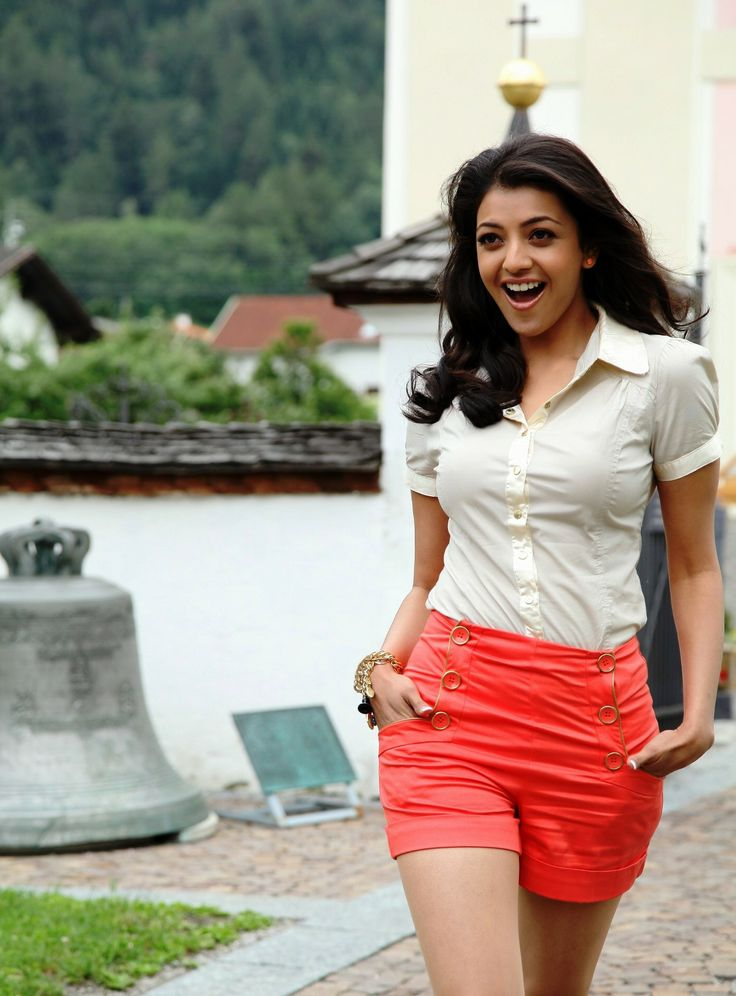 Kajal Agarwal Sexy Sensational Babe Of Bollywoodhq -2437