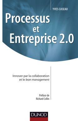 """Ce livre propose de déployer l'approche du """"lean management"""" pour le pilotage des processus et l'approche """"Entreprise 2.0"""" pour mieux gérer les flux de communication. Cote : 141.53 CAS"""