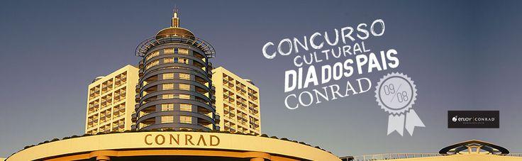 Promoção Dia dos Pais com o Conrad
