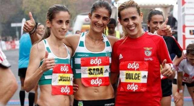 Rio'2016: Sara, Jéssica e Dulce são as nomeadas para a Maratona Feminina