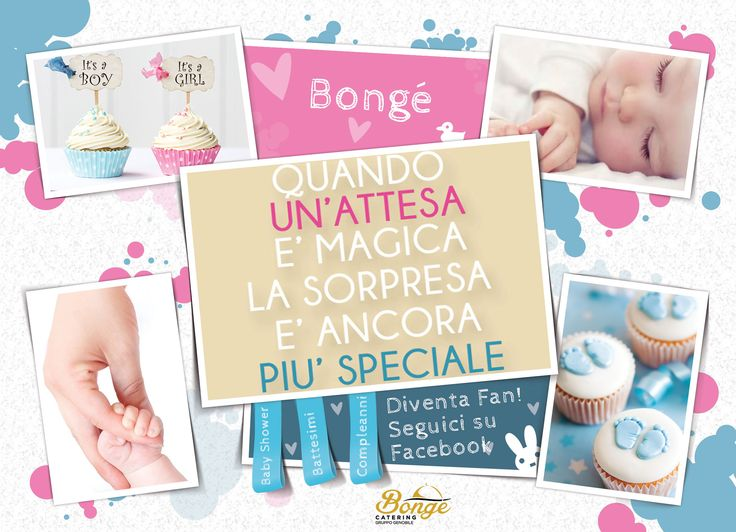 Baby Shower - Battesimo- Compleanno