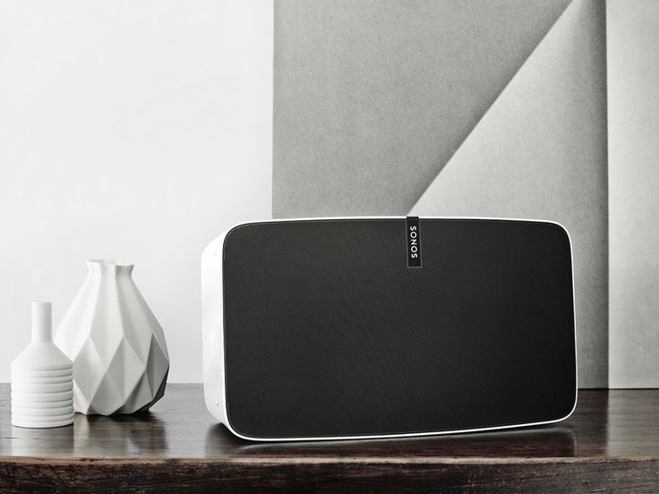 Sonos Play:5 Redesigned and Reengineered - Cool Hunting