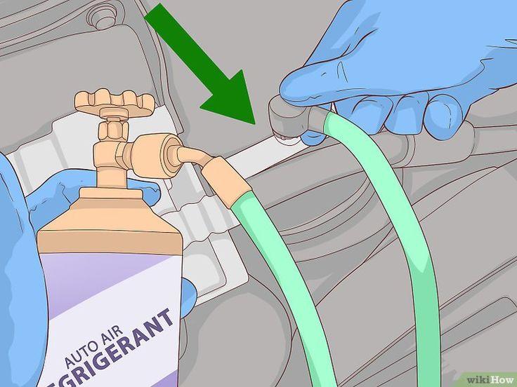 Fix Your Car's Air Conditioner Fix my car, Air