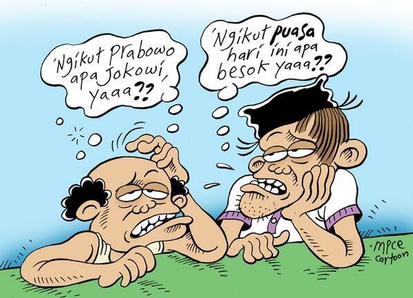 Mice Cartoon, Rakyat Merdeka: Inilah Demokrasi