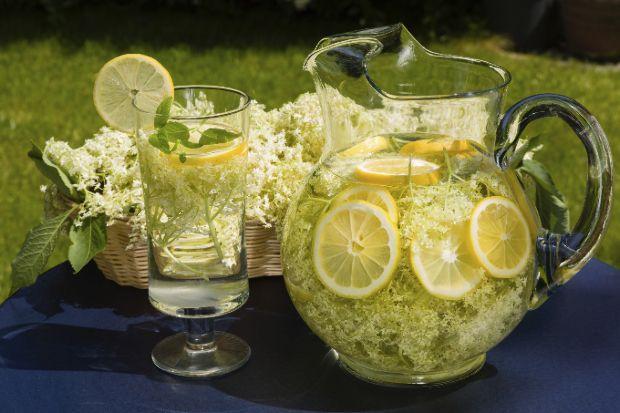 A nyár legjobb itala a bodzaszörp (Fotó:Thinkstock)