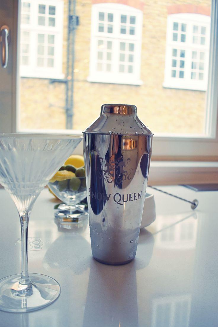Snow Queen Shaker