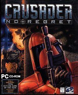Crusader: No Regret by Electronics Arts 1995