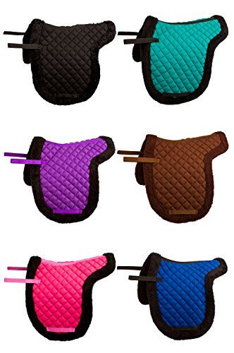 how to clean engllish saddle pads