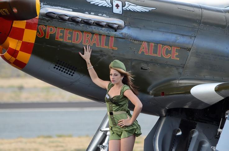 Speedball Alice Reno Air Races