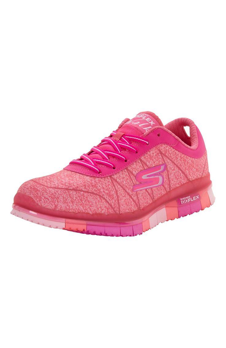 Obuwie sportowe marki Skechers,  429 zł na http://www.halens.pl/moda-damska-obuwie-na-paskim-5812/buty-go-flex-ability-569087?phrase=obuwie+sportowe&imageId=385321&variantId=569087-0005