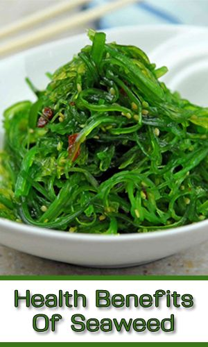 Health Benefits of Seaweed http://lifelivity.com/seaweed-health-benefits/