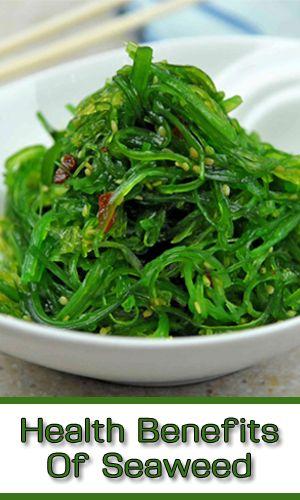 Health Benefits of Seaweed http://lifelivity.com/seaweed-health-benefits/