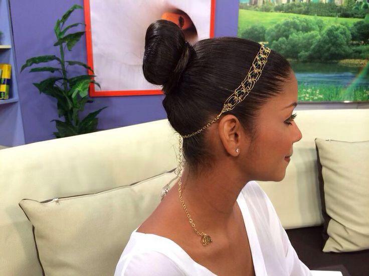 Toscana, hair jewelry